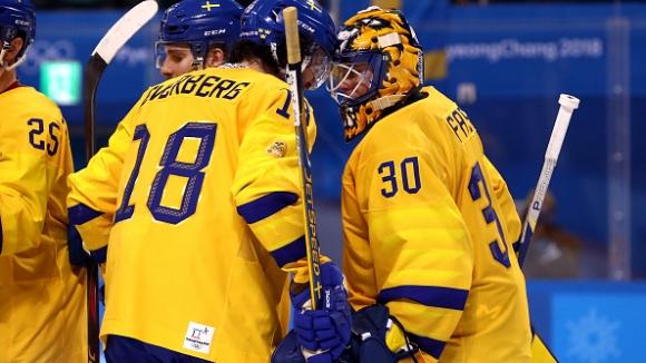 Швеция победи Финландия в зрелищен мач