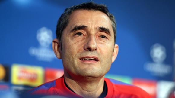 Ернесто Валверде: Антонио Конте е един от най-добрите мениджъри в света