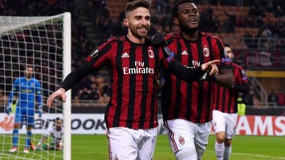 Милан - Лудогорец 1:0
