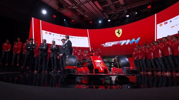 Ферари отговориха на предизвикателството на Мерцедес