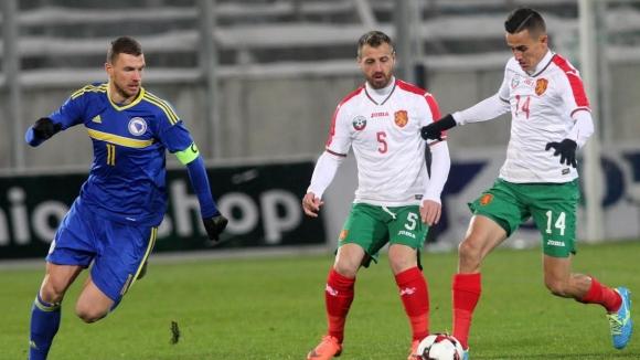 България - Босна и Херцеговина 0:1