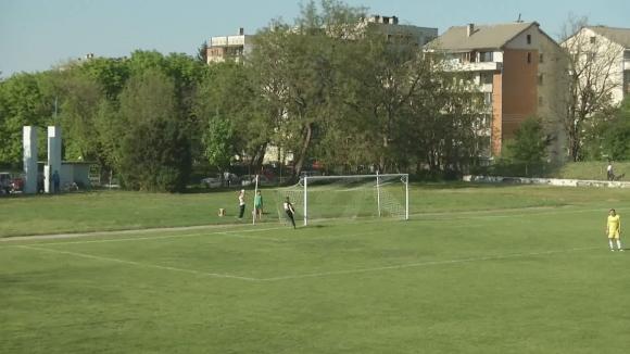 ЦСКА 1948 получи гол от фен на Балкан (Ботевград)