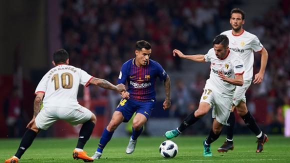 Севиля - Барселона 0:5