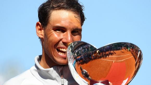 Надал с титла и нов рекорд в световния тенис