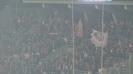 Еуфория в сектора за гости след гола на Манолев в Стара Загора