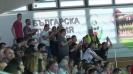 Феновете на ЦСКА преди дербито с Нефтохимик
