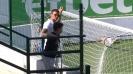 Вальо Илиев и Боримиров гледаха двубоя за Купата на България между Левски (U14) и ЦСКА-София (U14)