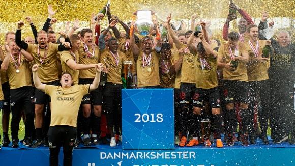 Божидар Краев и Мидтиланд вдигнаха титлата в Дания
