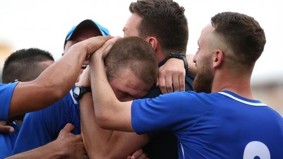 Вижте драмата при дузпите на мача във Велико Търново
