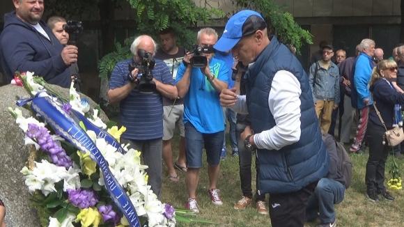 Делио Роси сведе глава на Могилката