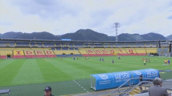 Тимът на Колумбия с големи очаквания за първенството в Русия
