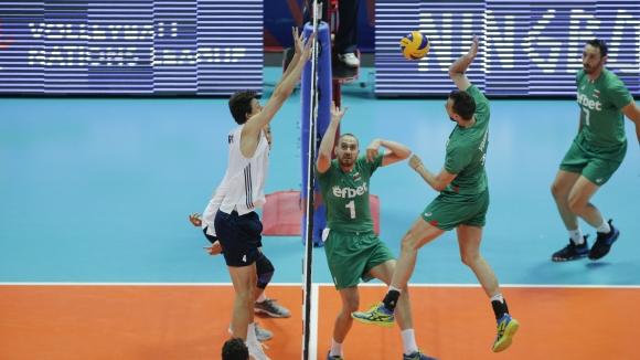 България се бори, но взе само гейм на САЩ в Лигата на нациите