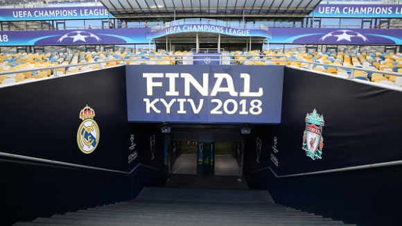 Sportal Studio Live от Киев преди големия финал в ШЛ между Реал (Мадрид) и Ливърпул