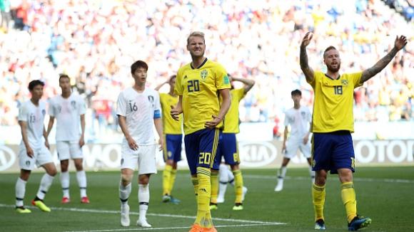 Правилно ли бе отсъденa дузпа за Швеция?