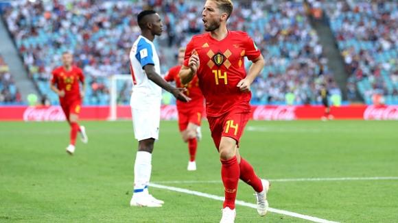 Страхотен гол на Мертенс изведе Белгия срещу Панама