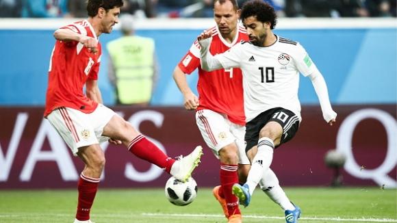 62' Русия - Египет 3:0