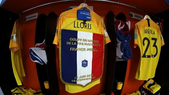 Дешан рискува - Жиру партнира на Гризман срещу Перу