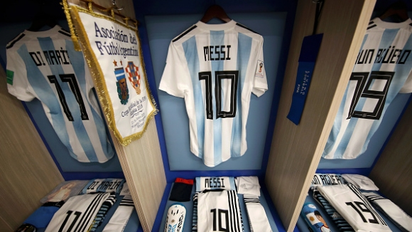Доста промени в състава на Аржентина за сблъсъка с Хърватия