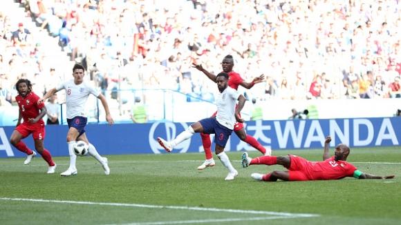 Балой отбеляза дебютен гол за Панама на Световно първенство