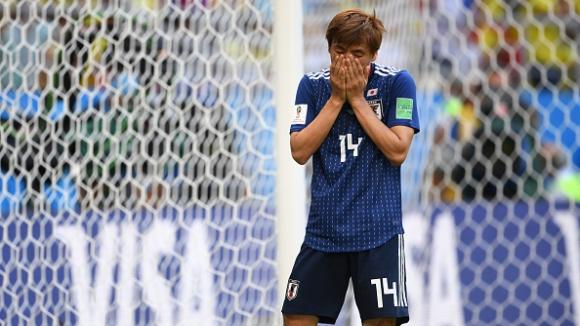 Инуи пропусна да изведе Япония срещу Сенегал