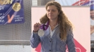 Милка Манева: Със сигурност този медал ще ме промени