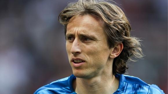 Лука Модрич е футболист №1 на Световното първенство
