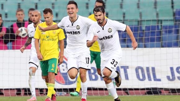 Славия отстрани Илвес и среща Хайдук в следващата фаза на Лига Европа