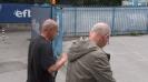 Екипът на Делио Роси се появи на Герена ден след уволнението