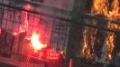 Бултрасите запалиха фланелки от инициатива на БФС срещу хулиганите на стадиона