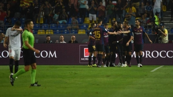 Севиля - Барселона 1:2