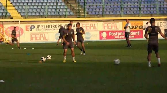 Лудогорец тренира в Босна преди реванша със Зрински Мостар