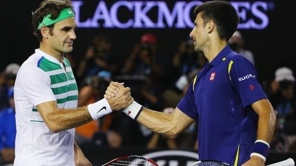 Федерер и Джокович отново в спор за титлата в Синсинати