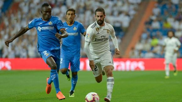 Реал Мадрид - Хетафе 2:0