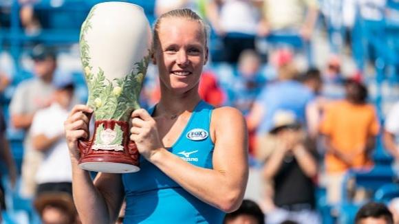 Кики Бертенс завоюва най-голямата титла в кариерата си