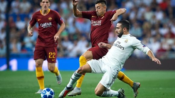 Реал Мадрид - Рома 3:0