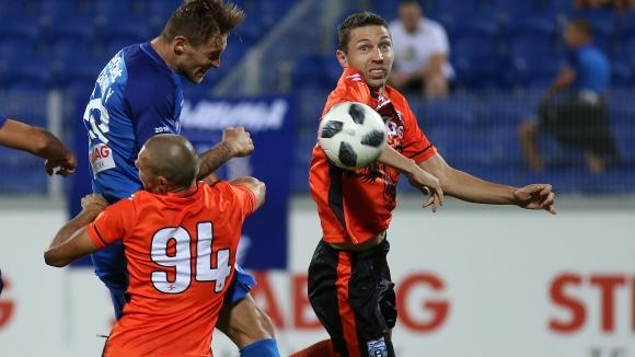 Яблонски отново вкара, Левски поведе на Витоша в 3-та минута