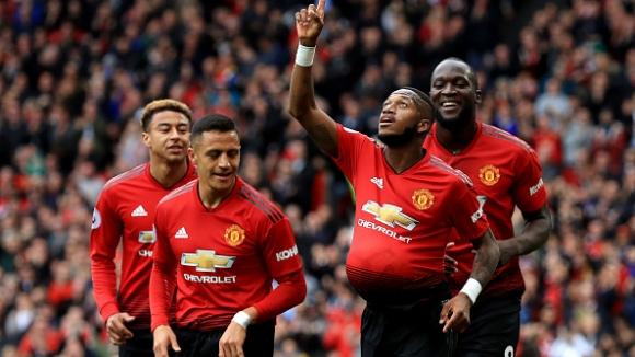 Манчестър Юнайтед - Уулвърхамптън 1:1