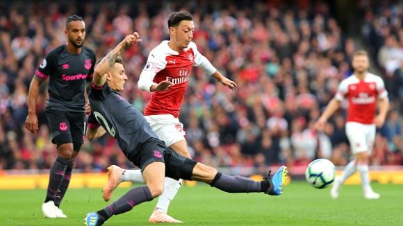 Арсенал - Евертън 2:0