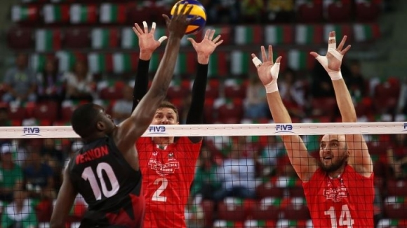 България изравни резултата срещу Канада