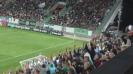 Мексиканска вълна след втория гол на Лудогорец в мрежата на Байер