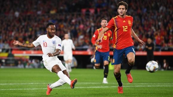 Испания - Англия 2:3