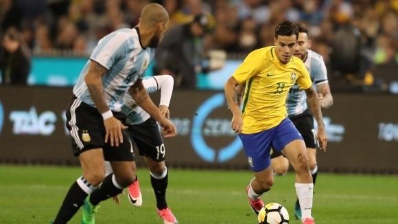 Бразилия - Аржентина 1:0