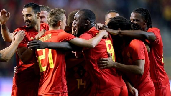 Белгия - Холандия 1:1