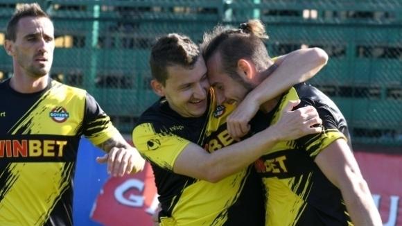 Ботев (Пд) с ценна победа срещу Черно море
