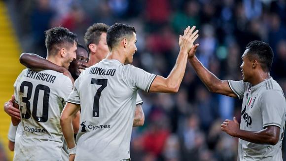 Нов гол на Роналдо се оказа недостатъчен за победа на Ювентус