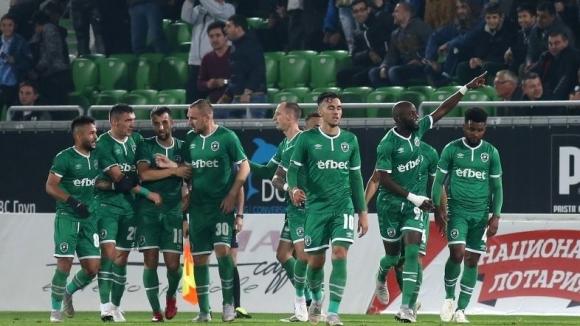 Лукоки вкара за 1:0 срещу Левски