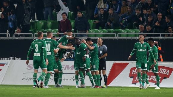 Вандерсон удари Левски с втори гол за Лудогорец