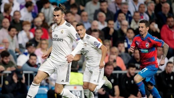 56' Реал Мадрид - Виктория Пилзен 2:0