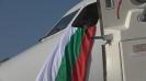 Самолет с трибагреника отведе националите в Норвегия