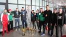 Шампионско посрещане за европейските медалисти в бокса